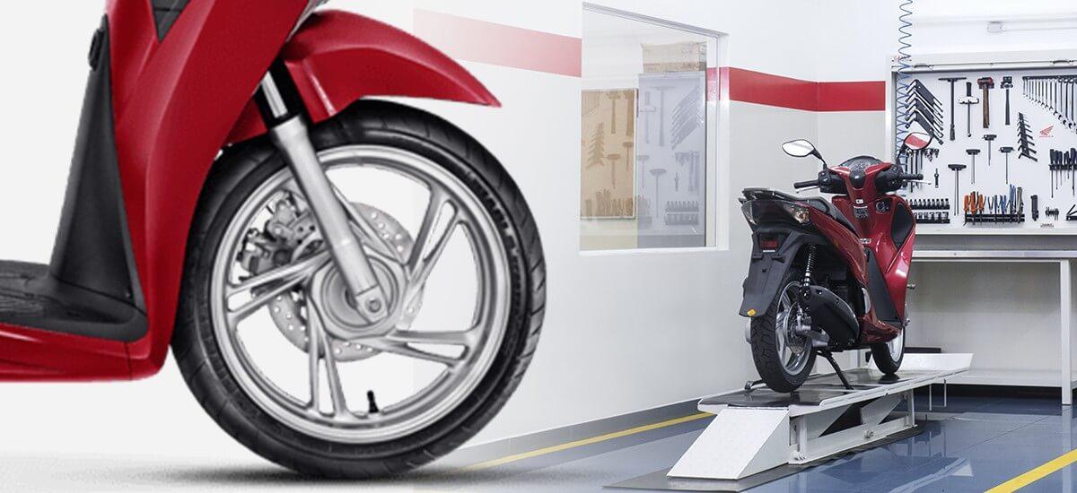 5 coisas que você precisa saber sobre pneus de motocicleta