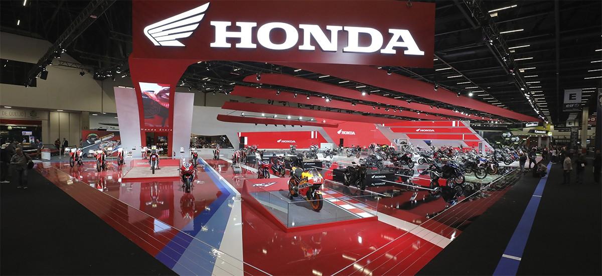 Honda apresenta lançamentos e atrações especiais no Salão Duas Rodas 2019