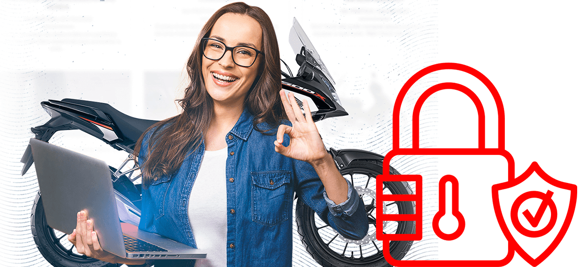 5 vantagens de escolher os seguros Honda