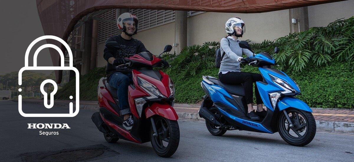 Você conhece o Seguro Moto Honda?